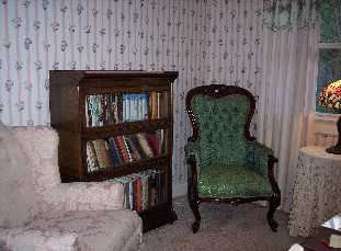 Green Gables Sitting Area