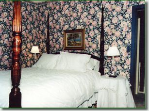 Green Gables Suite Bedroom